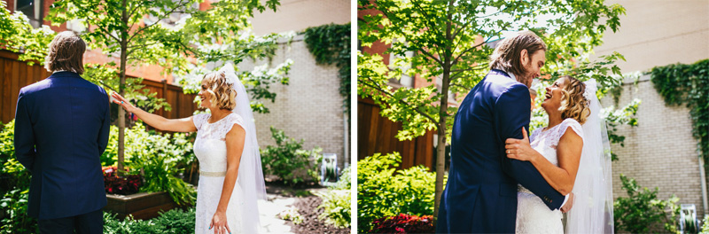 ritz montreal wedding first look