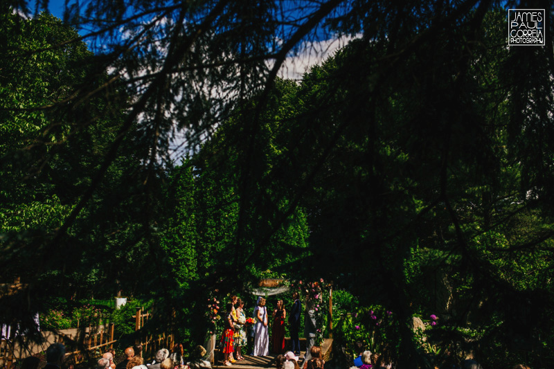 la toundra montreal outdoor wedding photographer