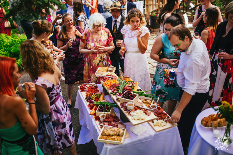 zoe ford montreal wedding caterer