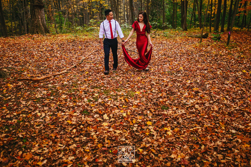 Fall engagement in Ontario